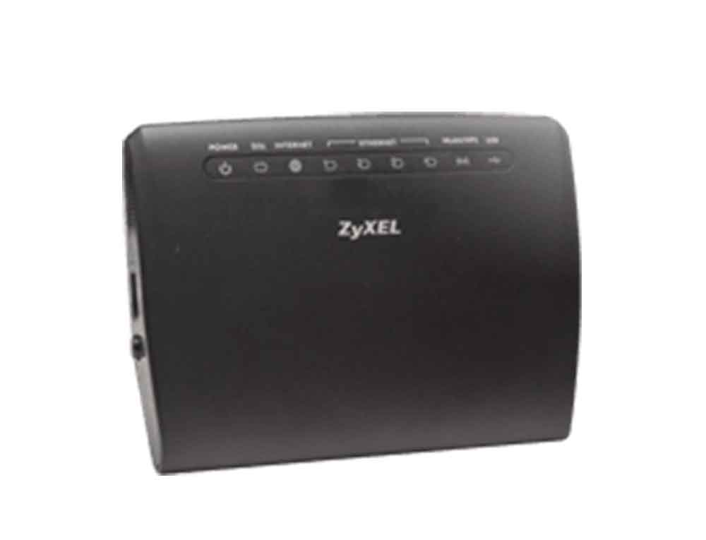 A picture of a ZYXEL AMG1302-T11C Router for use with Virtual Landlines